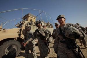 Withdrawl from Iraq