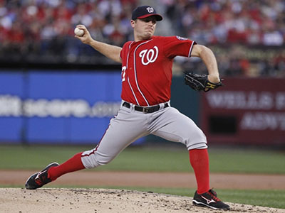 Nationals Look to Keep Up the Intensity in the Playoff Push