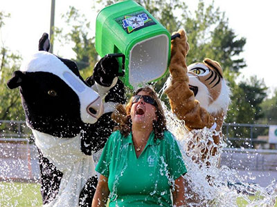 ALS Ice Bucket Challenge Generates Varied Responses