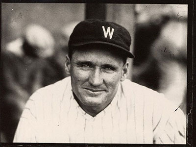 90-Year-Old World Series Footage of Walter Johnson Found