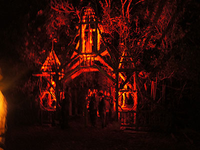 Markoff's Haunted Forest Review