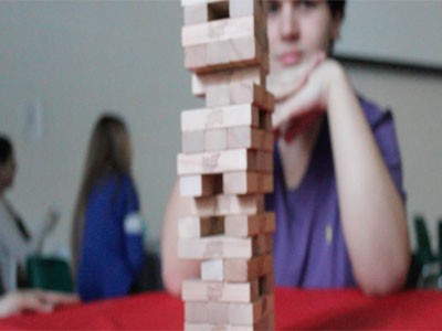 Game night proves to be exciting new event