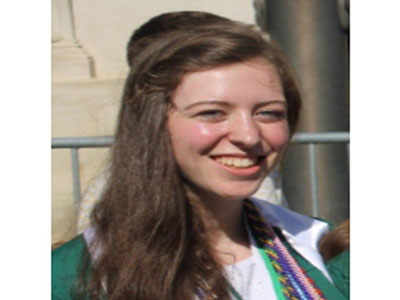 Student Profile: Ruth Shatkay receives Charles H. Rideout Award