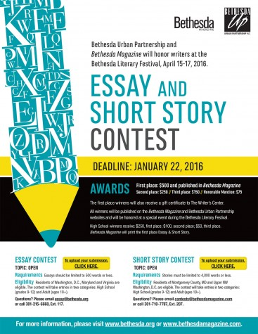 essay contest magazines
