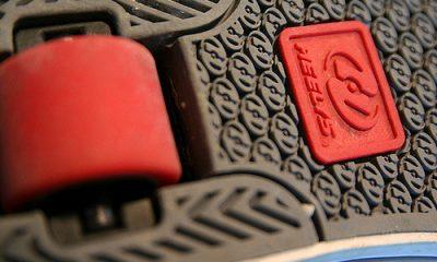 A in depth look a the Heely skateboard shoe.