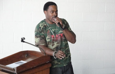 MSP Sponsors Lamman Rucker as Guest Speaker