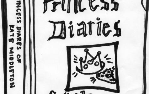 The Princess Diary of Kate Middleton