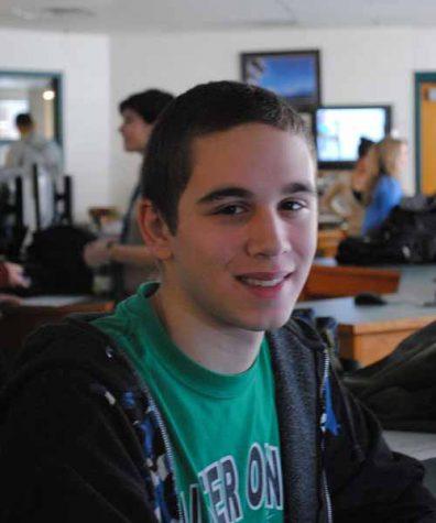 Photo of Josh Benjamin