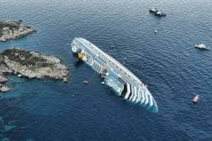 Abandoned Ship: A Look inside the Costa Concordia Disaster