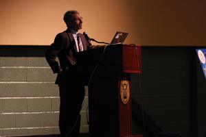 Top AIDS Researcher Speaks to WJ Students
