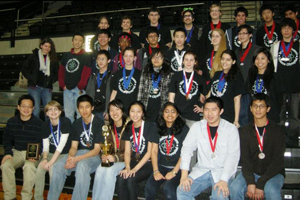 WJ Science Olympiad Makes a Stride Towards States