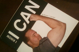 """""""I Know I Can"""" Write a Book: Motivation from Author Michael Flanigan"""