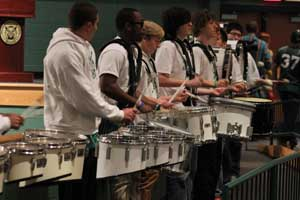 Club Profile: Drumline
