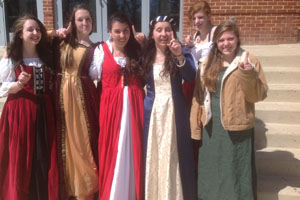 Madrigals Advance to Maryland All-State Music Festival
