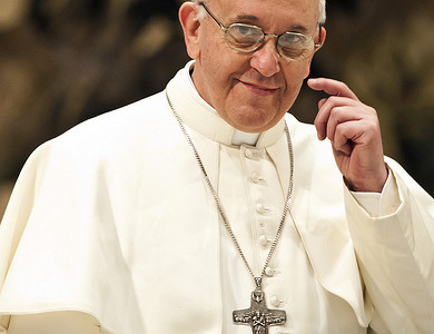 Pope Francis named Time's Person of the Year