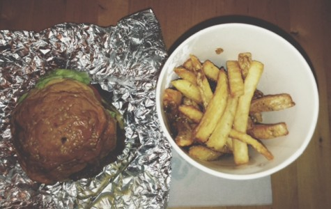 Restaurant Review: Five Guys