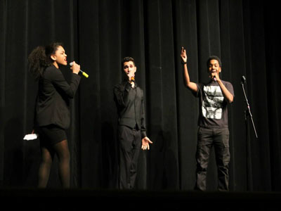 BSU Organizes African American Heritage Assembly