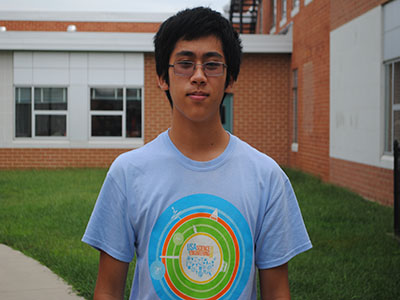 Photo of Kevin Lu