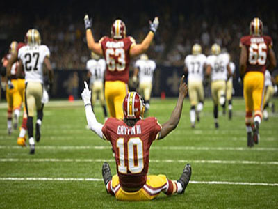 RG3 Suffers Yet Another Devastating Injury