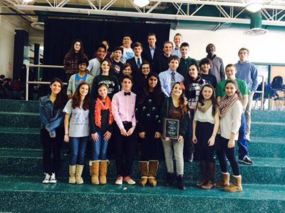 Forensics Team Receives Top Honors