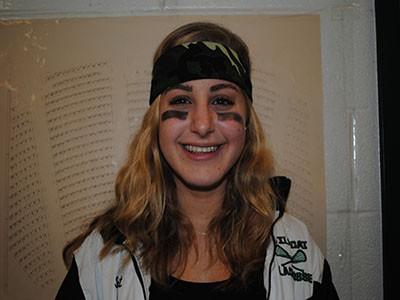 Sarah Sabet: sophomore going on senior