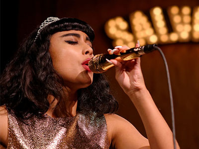 UK singer Natalia Kills, now formerly of The X Factor NZ, has since apologized to the contestant.