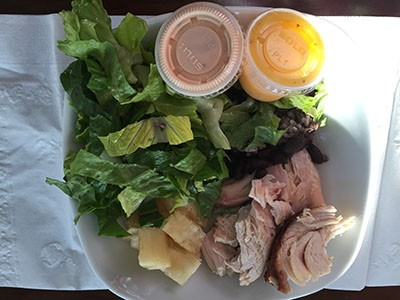 Restaurant Review: Chicken on the Run