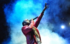 Video of the Week: Kanye West delivers awkward impromptu performance