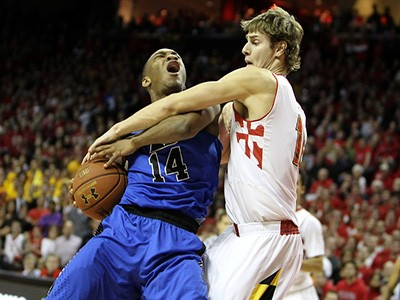 Rasheed Sulaimon joins a Terps team that may be the best of all time