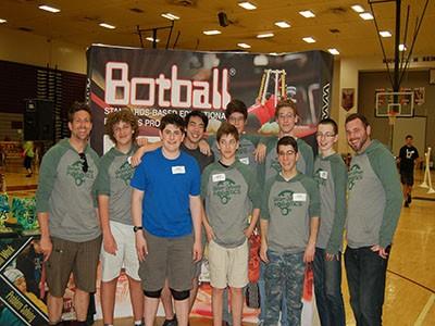 Robotics team advances to Global Championships