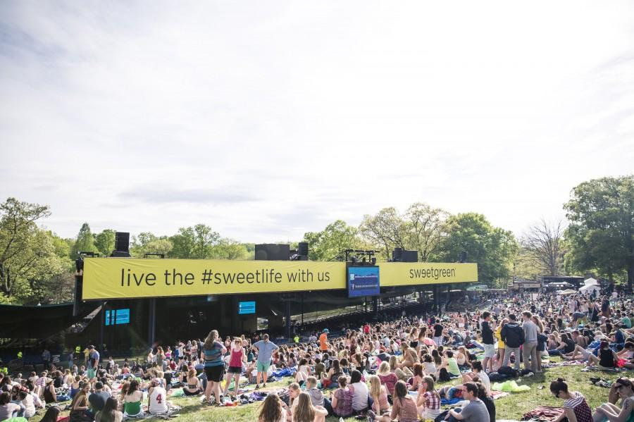 2015's Sweetlife Festival is looking to be one of the most successful years in the event's short but sweet history.