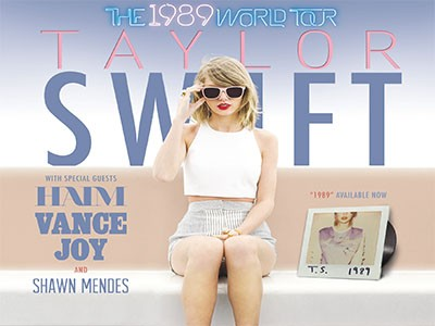 Why you need to see Taylor Swift's 1989 Tour