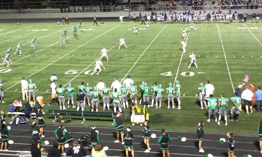 WJ football looks to continue upswing