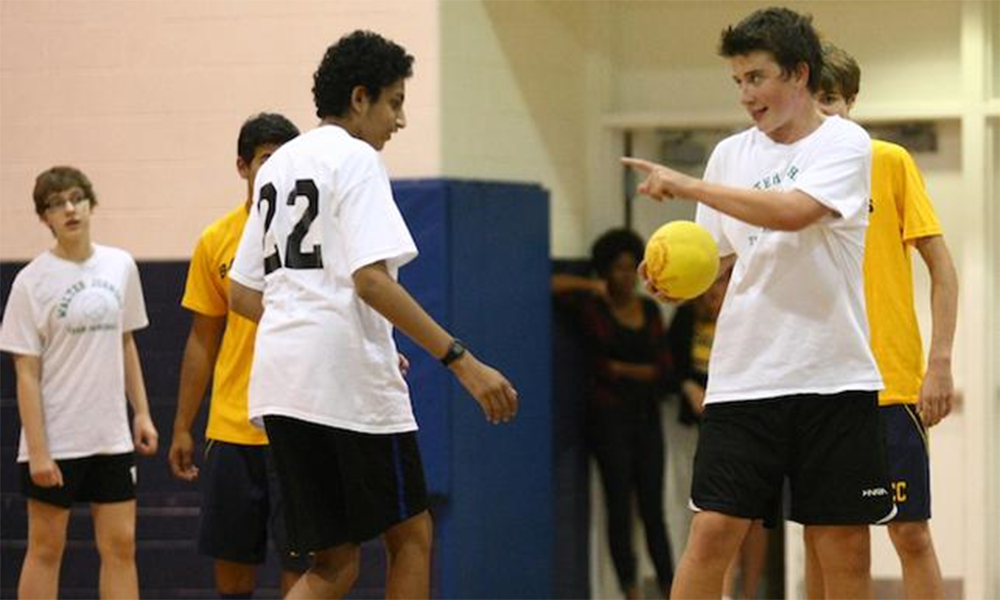 WJ handball primed for success