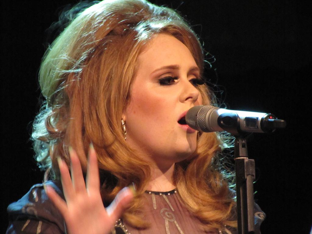 Adele is back after 3 year break