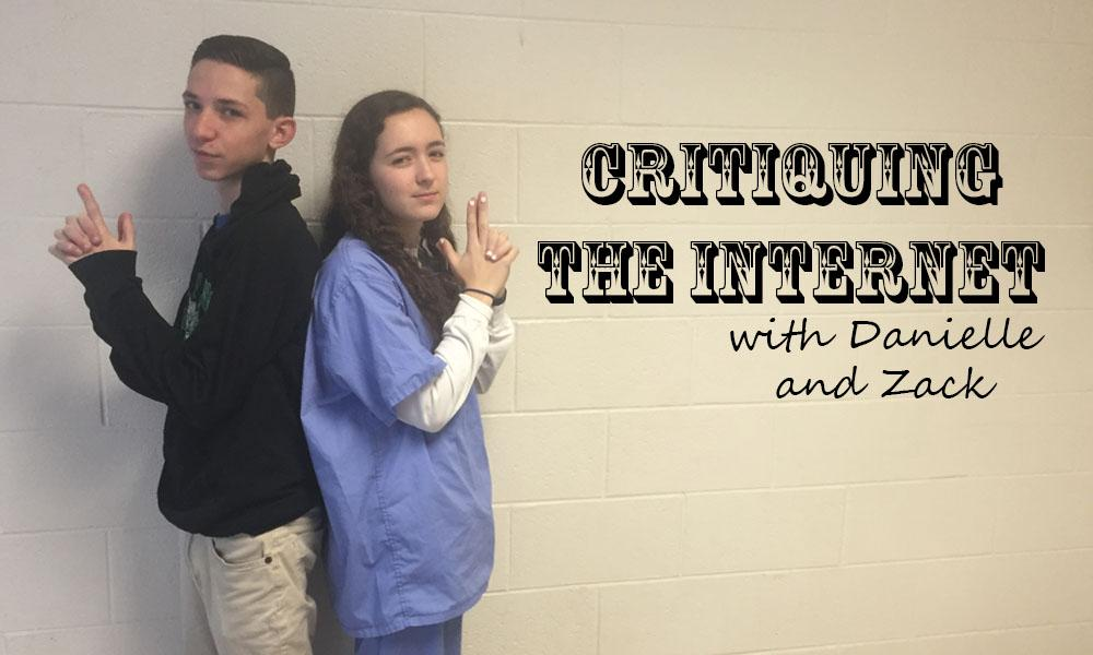 Critiquing the Internet with Danielle and Zack