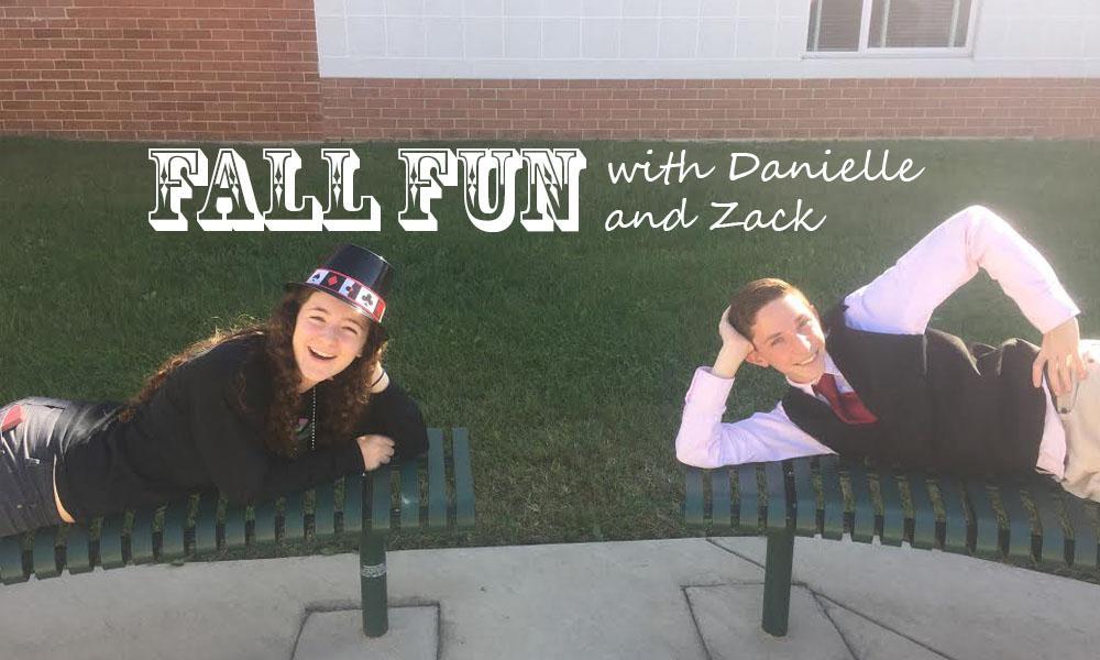 Fall Fun with Danielle and Zack