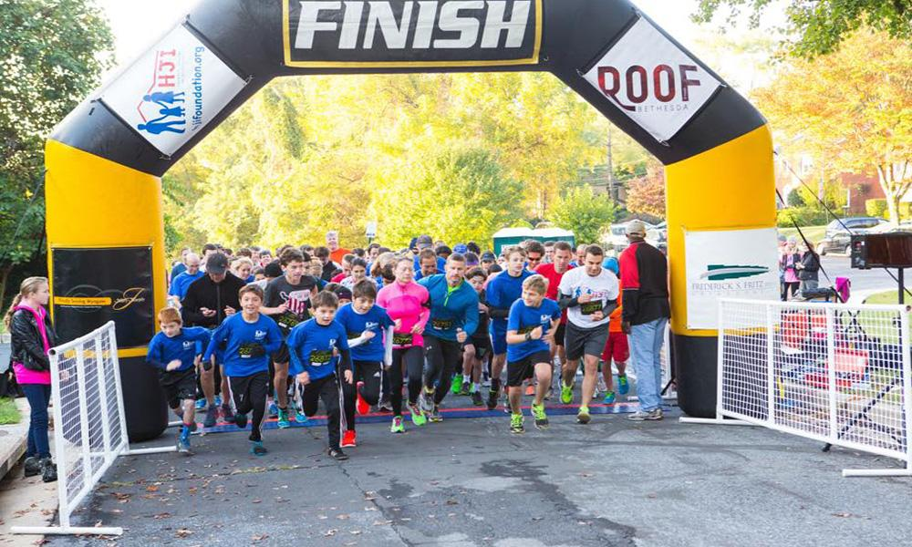 Local foundation holds fourth annual 5K and one mile race