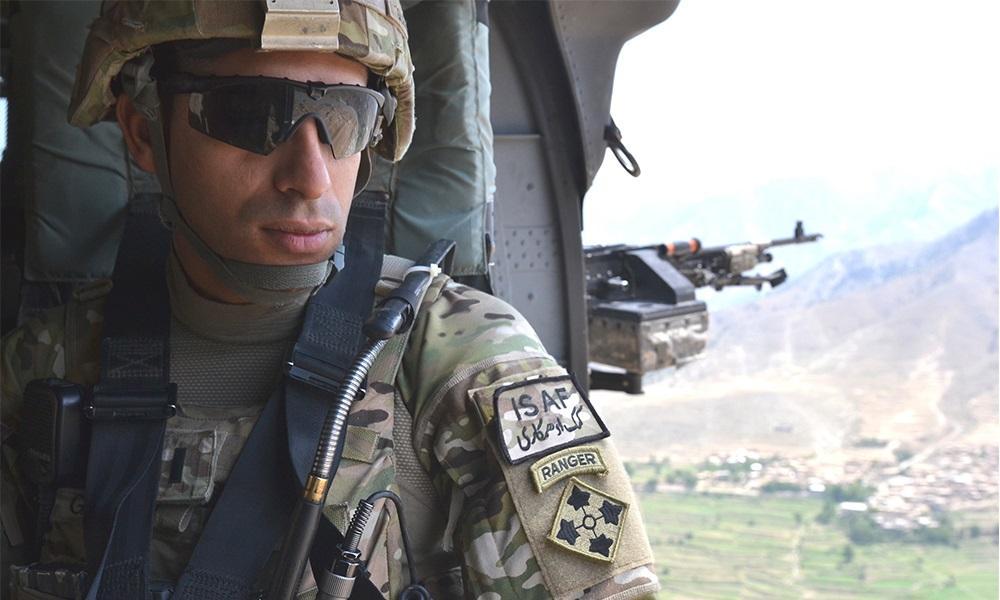 A homegrown hero: WJ alum Florent A. Groberg receives Medal of Honor