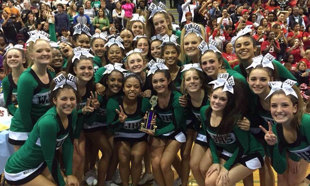 Cheer takes second place in new division