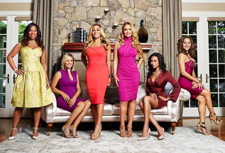 Hit franchise 'Real Housewives' comes to Potomac