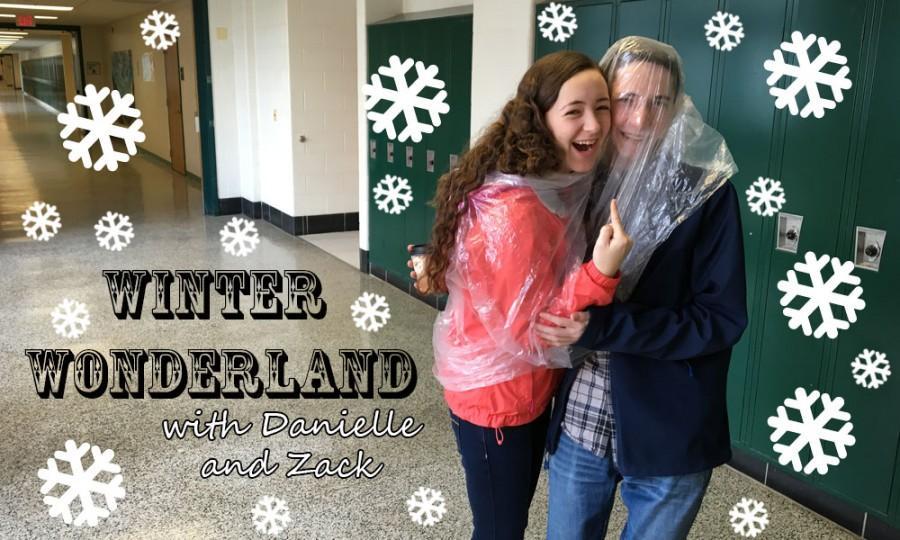 Winter+Wonderland+with+Danielle+and+Zack
