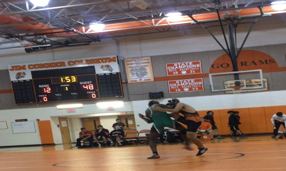 Wrestling gears up for another successful season