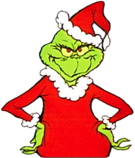 Are you the Grinch or Santa?