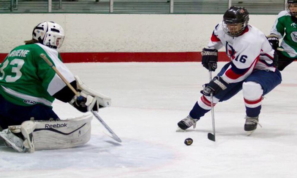 Ice Hockey looks to bounce back after slow November