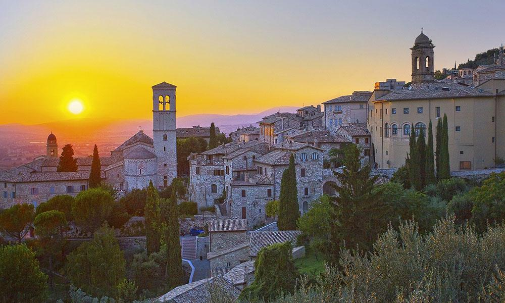 Assissi is one of the many places students will be traveling to this spring break. Photo courtesy of acrossrome.com