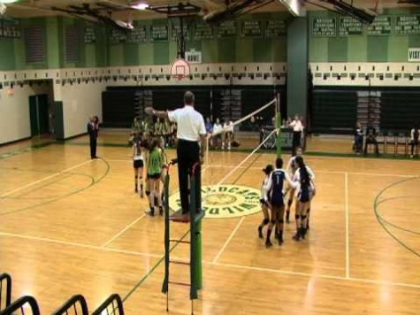 Volleyball is off to good start for boys and coed
