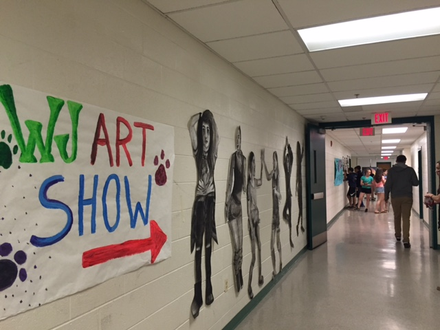 Fine Arts Festival shows student creativity