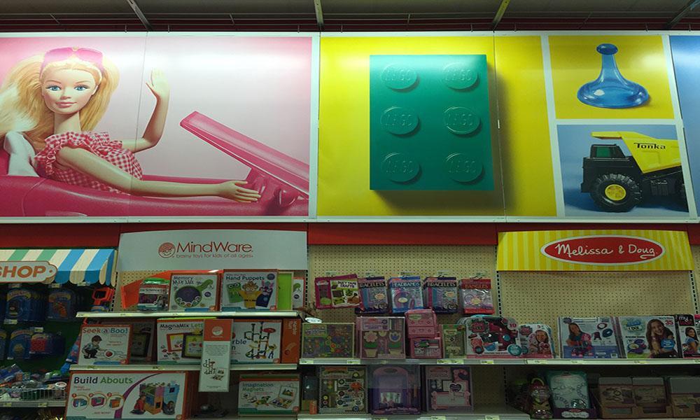 Elimination of gender stereotypes start with children's toys