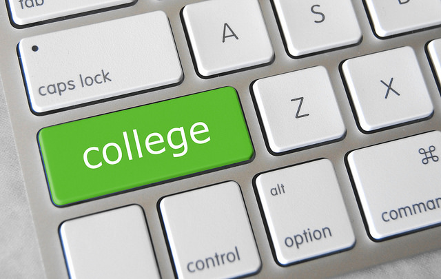 College admissions improve what they expect from an applicant
